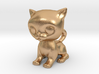 Cute Baby Cat 3d printed