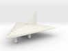 (1:144) Lippisch DM2 (Wheels down) 3d printed