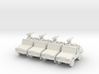 MG144-G09A VW Type 183 Iltis with MILAN 3d printed
