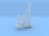 1/56 Wasteney Smith Stockless Anchor 128cwt 3d printed 1/56 Wasteney Smith Stockless Anchor 128cwt