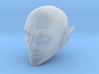 Elf Cleric Bald Head 1 3d printed Recommended