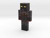 UnPhair | Minecraft toy 3d printed