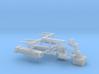 1/87th Heavy wrecker tow lift boom 3d printed