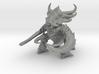 Starcraft Ultralisk 80mm miniature monster model2 3d printed