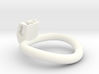 Cherry Keeper Ring - 47x44mm Wide Oval (~45.5mm) 3d printed