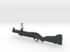 M79 Grenade Launcher (1:18 Scale) 3d printed