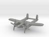 P38 Lightning v5 3d printed