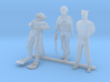 S Scale Seal Team 3d printed This is a render not a picture