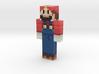 Sethbling | Minecraft toy 3d printed