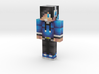 Ronneby | Minecraft toy 3d printed