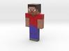 Forej_Biscuit | Minecraft toy 3d printed