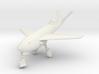 (1:144) Messerschmitt Me P.1106 Rocket (Gear down) 3d printed