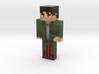__ArthurDent__ | Minecraft toy 3d printed