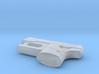 1:3 Miniature Lignose Einhand 2A Pistol 3d printed