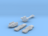1K Pointy-Eared Adversary Stormbird I Full Cnvrsn 3d printed