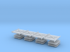 Commission 77 Metal Box APC parts 3d printed