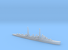 HMS Delhi (masts) 1:2400 WW2 naval cruiser 3d printed