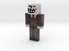 Rendog | Minecraft toy 3d printed