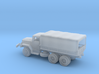 1/200 M35 2.5 ton Cargo Truck 3d printed