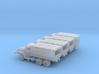 4 X 1/220 M35 2.5 ton Cargo Truck 3d printed