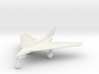 (1:144) Messerschmitt Me P.1111 (Wheels down) 3d printed
