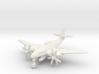 (1:200) Messerschmitt Me 262 A-5 Turboprop 3d printed