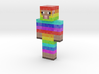 THSNGamer | Minecraft toy 3d printed