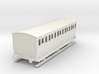 0-43-mgwr-6w-3rd-class-coach 3d printed