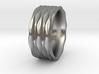 Sinewave Ring 3d printed