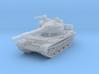 T62 Tank 1/200 3d printed