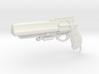 1:3 Miniature Destiny Hawkmoon 3d printed