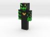 PumpKingFr | Minecraft toy 3d printed
