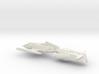 Printle Thing Fantasy Submarine 2 - 1/350 3d printed