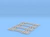 S scale (any gauge) code 55 single-throw rail head 3d printed