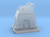 1:50 Plate Compactor for 20ton excavators  3d printed