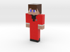 Skin1064 | Minecraft toy 3d printed