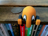 Kilroy Desk Toy 3d printed