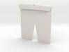 Tesla Hood Emblem Template 3d printed