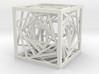 Tesseract Spiral 3d printed