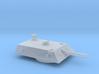 Lion 2 Heavy MSL Grav Tank Turret 15mm 3d printed