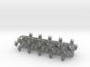 Dreadclaws- Concept A 3d printed