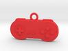 Super Nintendo Controller Pendant all materials ga 3d printed
