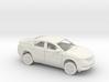 1/25 2013-17 Chevrolet Impala Sedan Custom Kit 3d printed