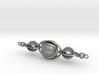 Interlocking necklace 3d printed