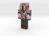 bzta   Minecraft toy 3d printed