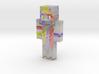 Splash v3 FLIP | Minecraft toy 3d printed