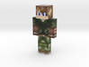 Nonovian | Minecraft toy 3d printed