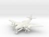(1:144) Messerschmitt Me262 Schnellbomber I (Turbo 3d printed