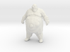 Left4Dead Zombie Boomer 1/60 miniature for games 3d printed