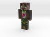 FaolanHart Minecraft Skin edit | Minecraft toy 3d printed